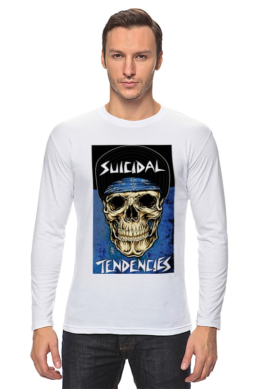 лучшая цена Printio Suicidal tendencies