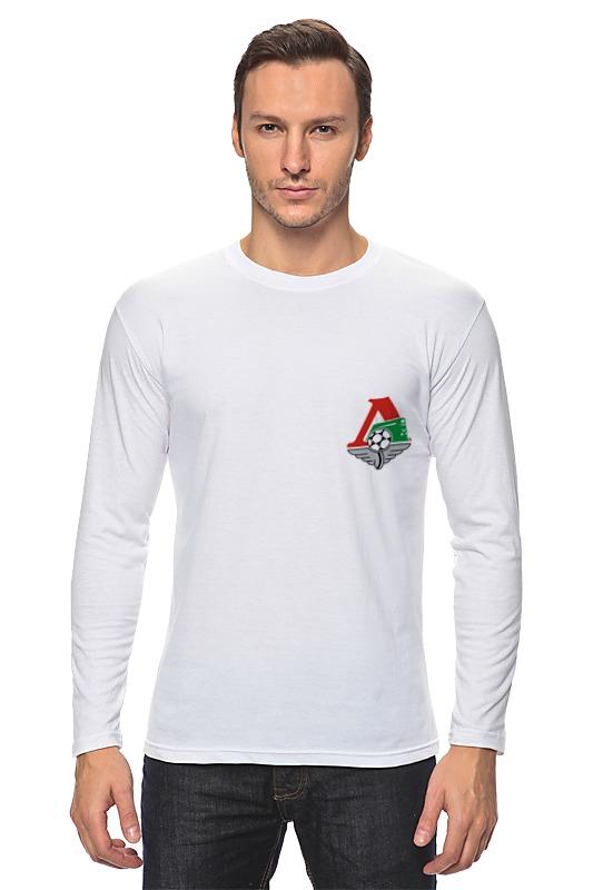 Лонгслив Printio Fc lokomotiv футболка wearcraft premium printio fc lokomotiv