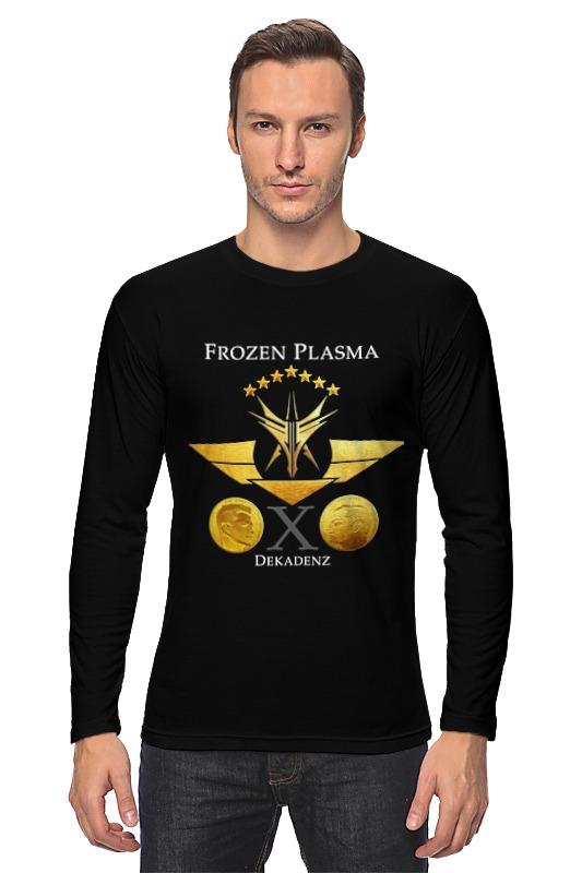 все цены на Лонгслив Printio Frozen plasma / dekadenz