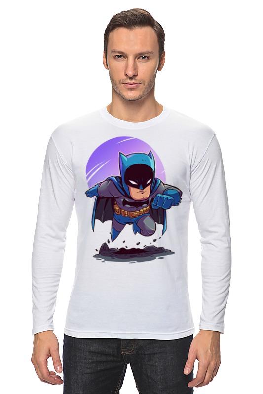 Лонгслив Printio Бэтмен / batman лонгслив printio batman waiting for you