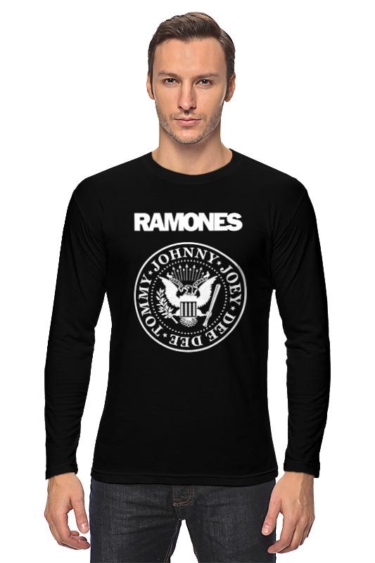 Лонгслив Printio Ramones велосипед commencal ramones 20 2013
