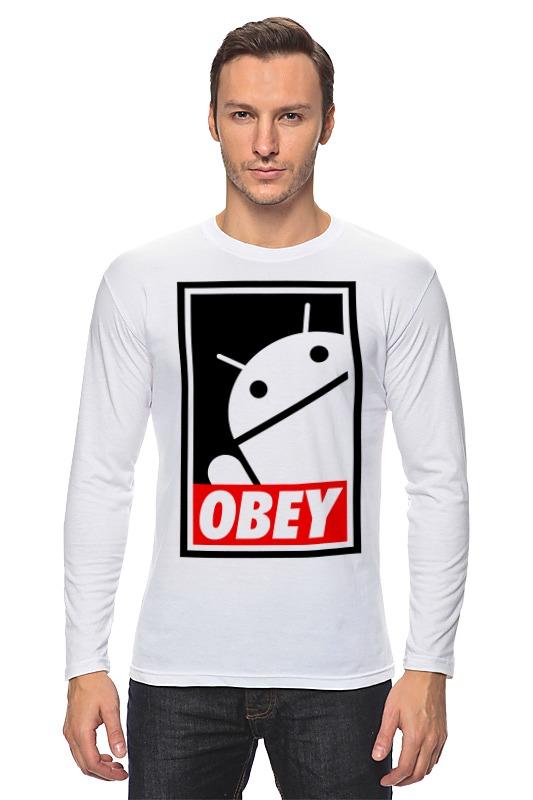 лучшая цена Printio Android (obey)