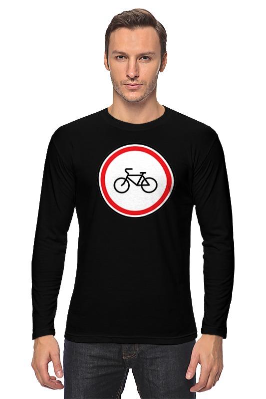 Лонгслив Printio Велосипед http