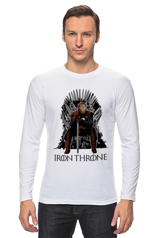 Printio Железный трон лонгслив printio железный трон