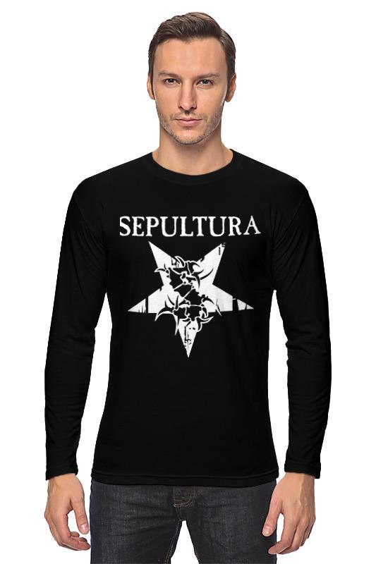 Лонгслив Printio Sepultura