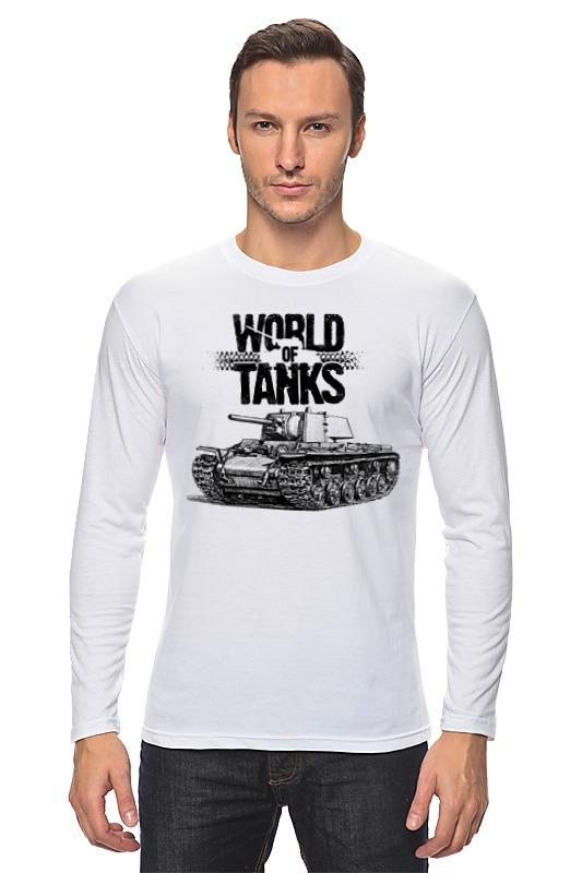 Лонгслив Printio World of tanks #26
