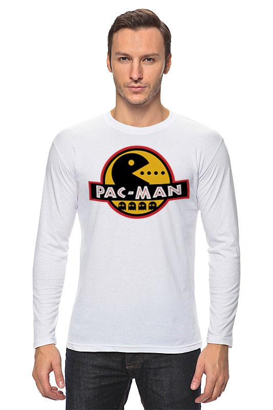 Лонгслив Printio Pac-man лонгслив printio 2 pac