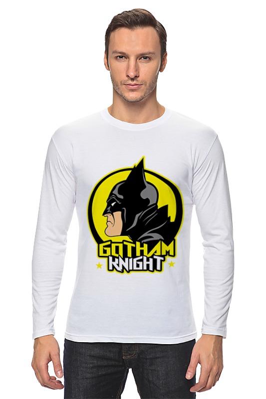 Лонгслив Printio Gotham knight лонгслив printio arkham knight