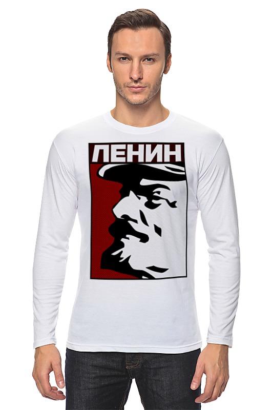 Лонгслив Printio Ленин