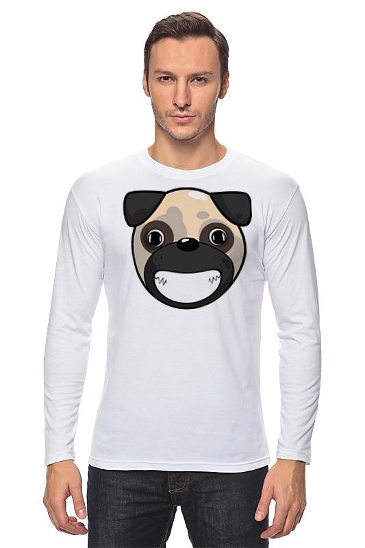 Лонгслив Printio Улыбающаяся собака тедди vip по электронной почте четыре ноги собака плащи пончо водонепроницаемая одежда осень зима средние и большие собаки одежды