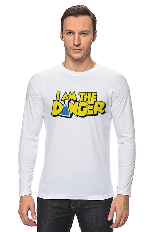 лучшая цена Лонгслив Printio I am the dander