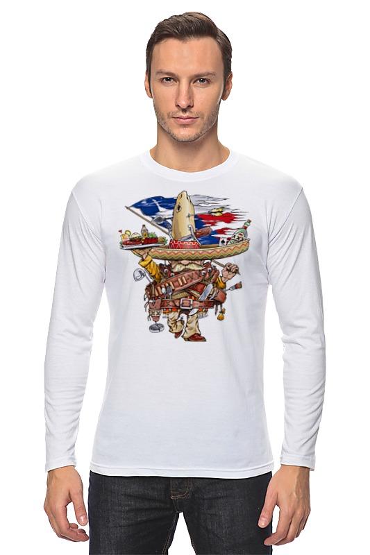 Лонгслив Printio Bandito футболка для беременных printio bandito