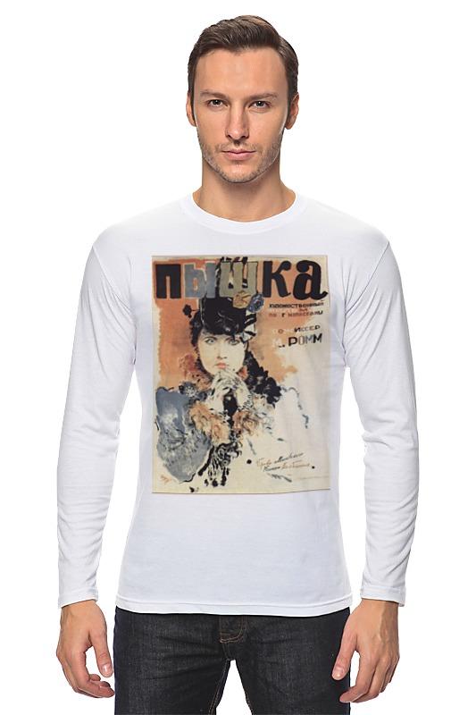 Лонгслив Printio Афиша к фильму пышка, 1935 г. футболка wearcraft premium slim fit printio афиша к фильму пышка 1935 г