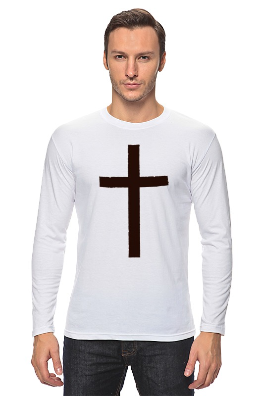 Лонгслив Printio Крест лонгслив printio армянский крест