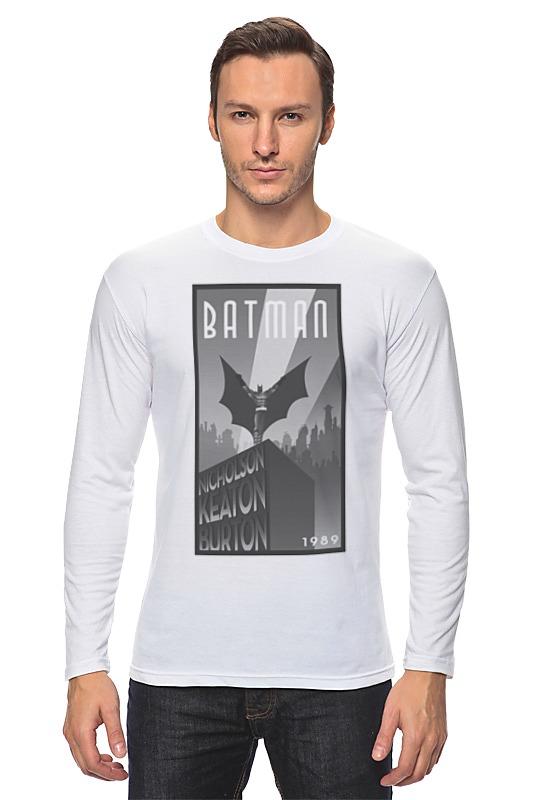 Лонгслив Printio Batman лонгслив printio ice king x batman