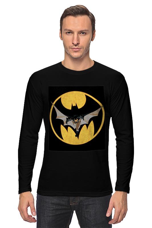 купить Лонгслив Printio Бэтмен по цене 1240 рублей