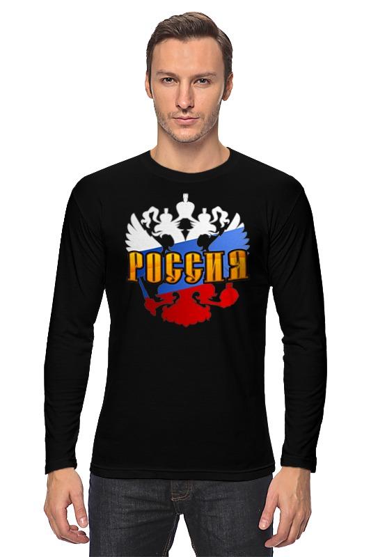 Лонгслив Printio Россия лонгслив printio россия украина