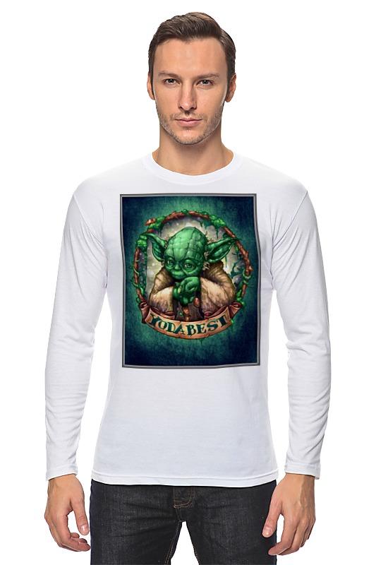 цена на Лонгслив Printio Yoda best