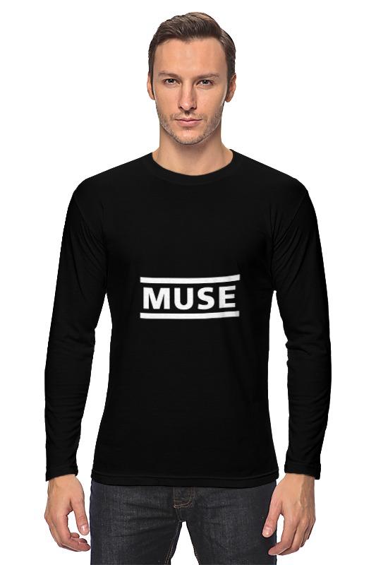 Лонгслив Printio Muse! футболка стрэйч printio muse
