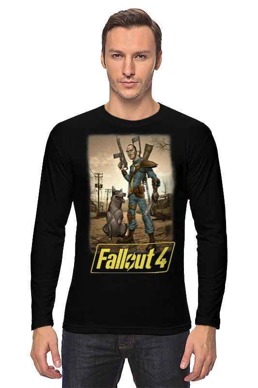 Лонгслив Printio Fallout 4 лонгслив printio fallout 4