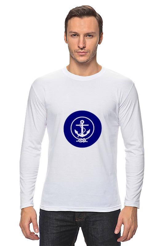 Лонгслив Printio Морской разведчик