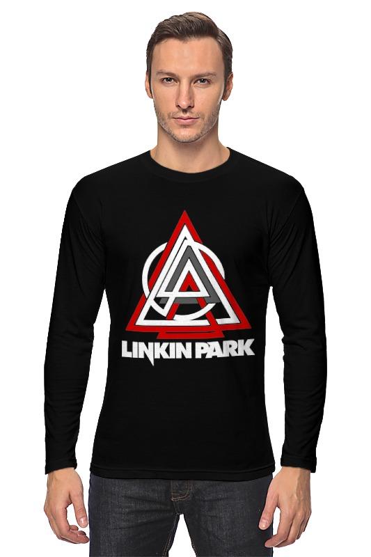 Лонгслив Printio Linkin park