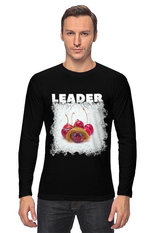 Лонгслив Printio Лидер. босс. комод лидер 3 2