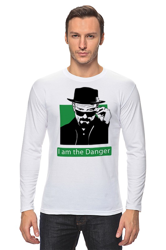 Printio I am the danger (breaking bad) verlag heinz bad soden am taunus