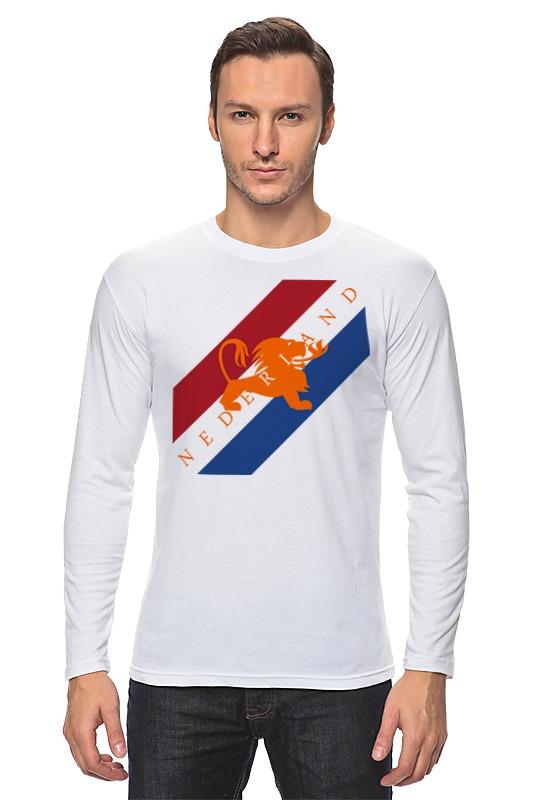 Лонгслив Printio Нидерланды футболка стрэйч printio нидерланды