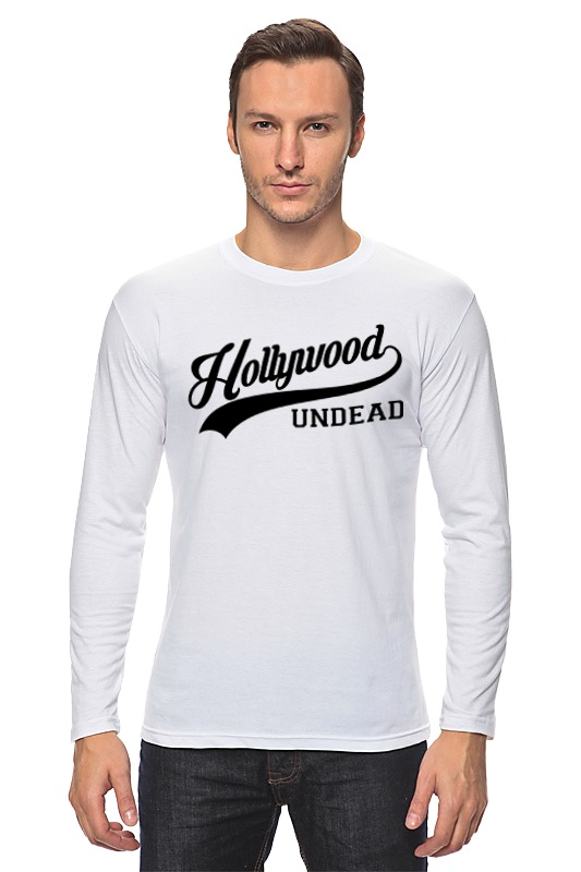 Лонгслив Printio Hollywood undead спорт hollywood husbands