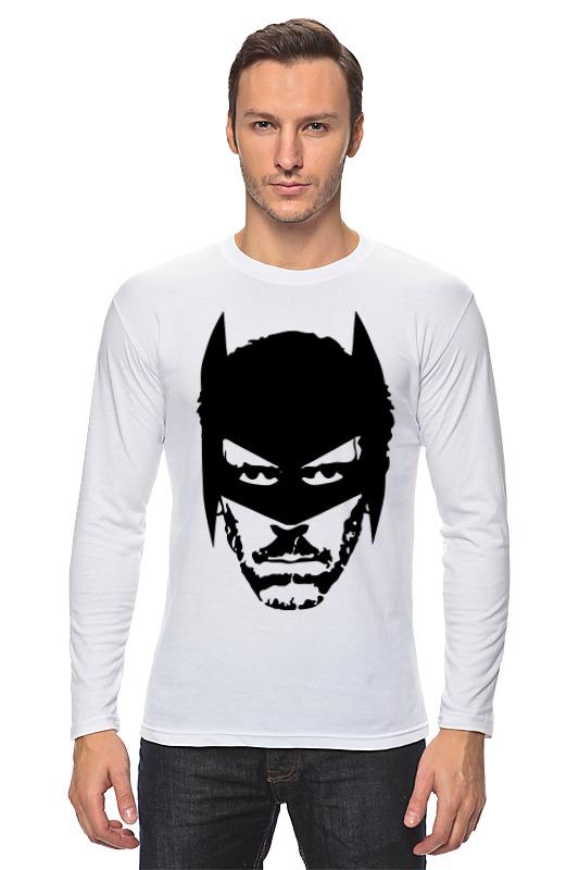 Лонгслив Printio Доктор хаус в маске бэтмена цена