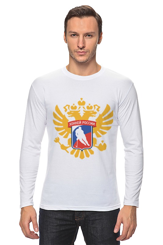 Лонгслив Printio Красная машина - хоккей россии лонгслив printio армия россии