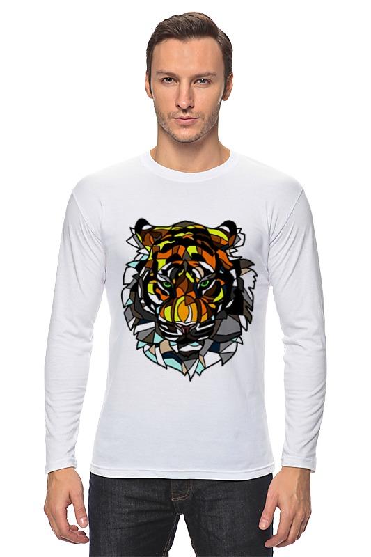 Лонгслив Printio Морда тигра пледы и покрывала absolute плед морда тигра 150х200 см