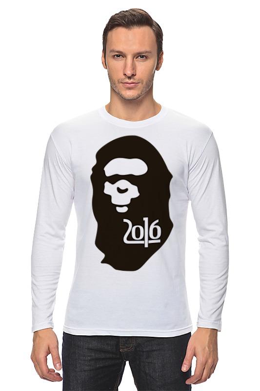 Printio Год обезьяны лонгслив printio год обезьяны 2016