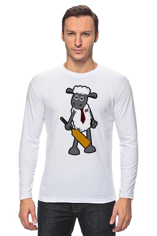 Лонгслив Printio Модная овечка футболка классическая printio модная овечка