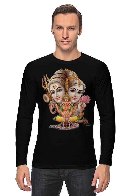 Фото - Лонгслив Printio Господь шива футболка wearcraft premium slim fit printio господь шива