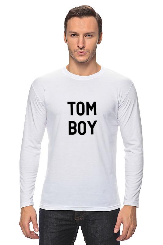 Лонгслив Printio Tom boy