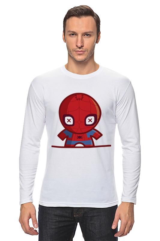 Лонгслив Printio Человек паук ( spider man ) академия групп пенал человек паук