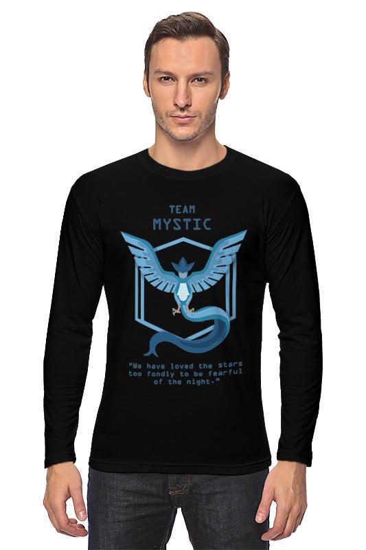 Лонгслив Printio Team mystic mystic пуловер