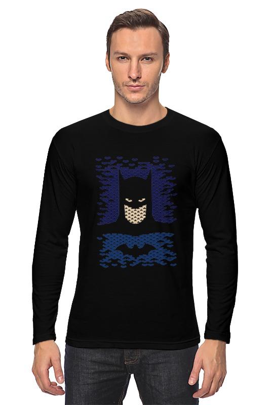Лонгслив Printio Бетмэн (batman) лонгслив printio batman waiting for you