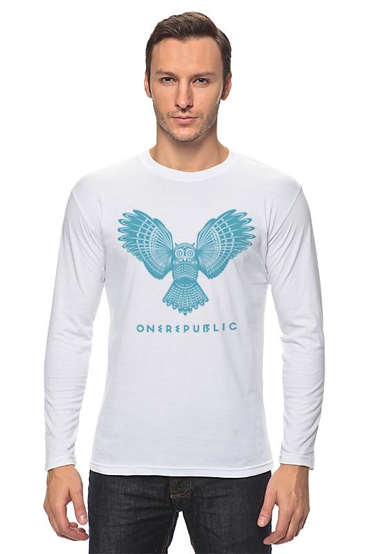 Лонгслив Printio Onerepublic цена 2017