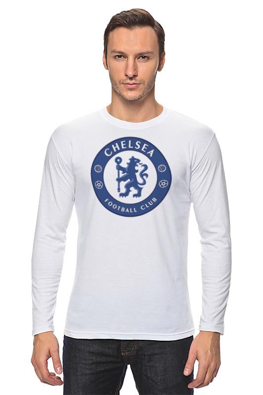 Printio Chelsea fc майка print bar логотип fc chelsea
