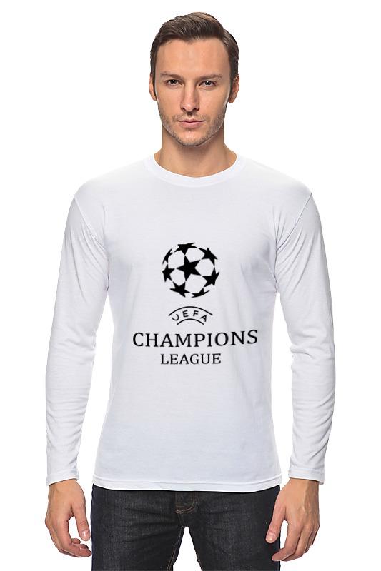Лонгслив Printio Uefa 2015-2016
