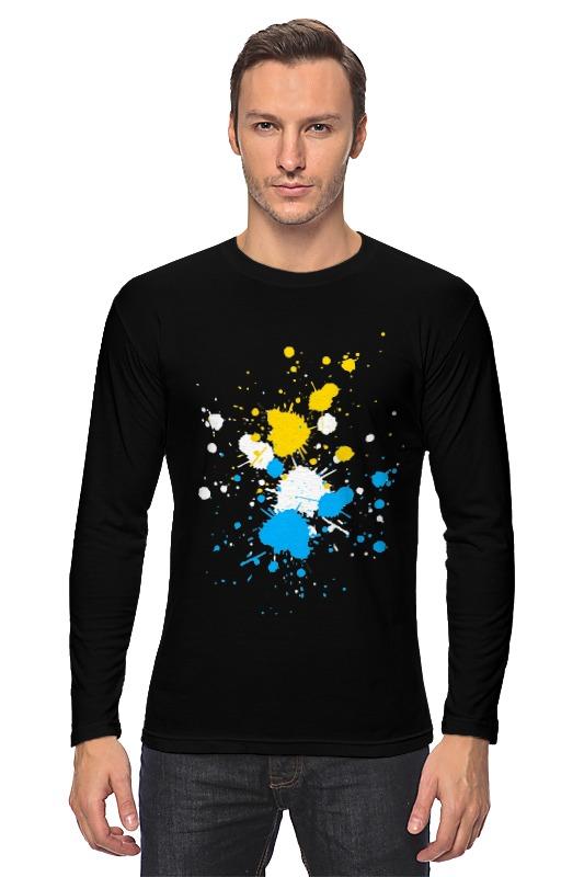 Лонгслив Printio Пачкуля детская футболка классическая унисекс printio пачкуля