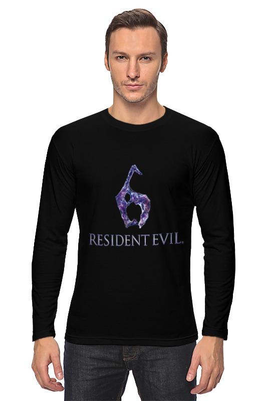 Лонгслив Printio Resident evil 6
