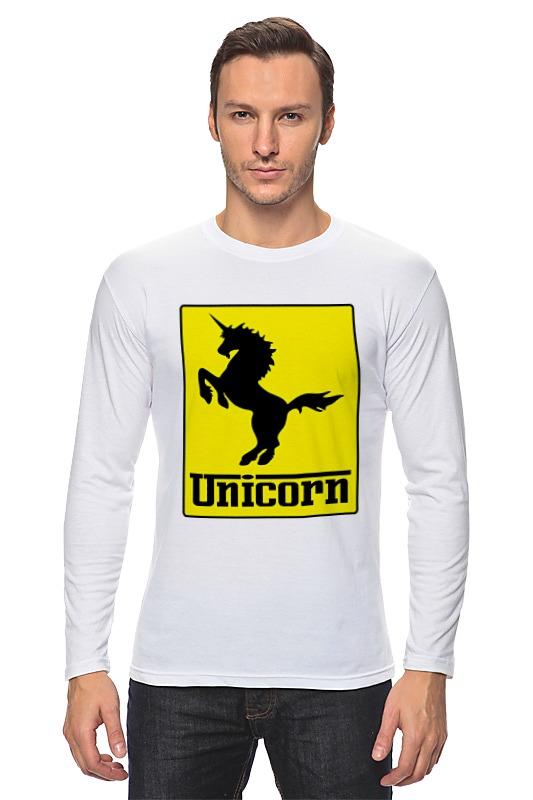 Лонгслив Printio Unicorn x ferrari лонгслив printio x men