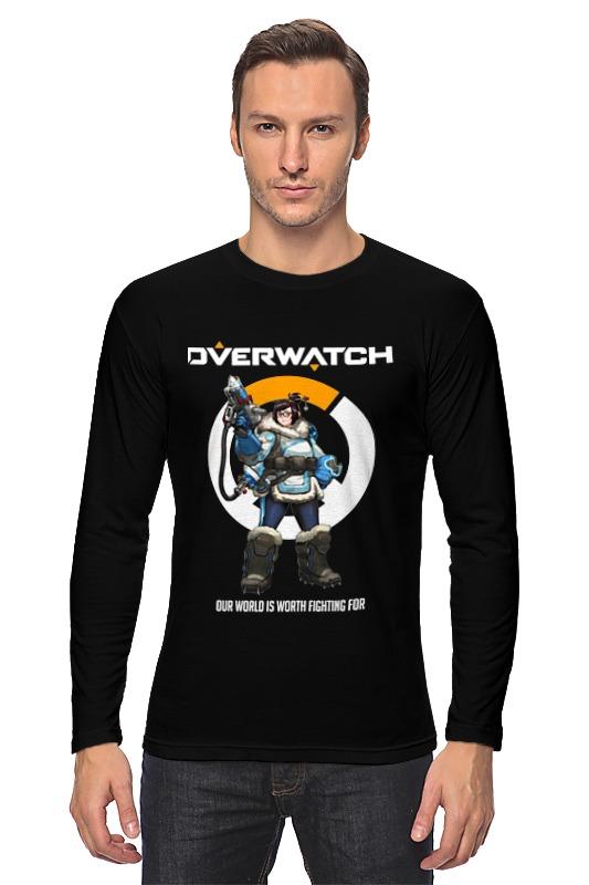 Лонгслив Printio Overwatch. мэй сумка printio мэй
