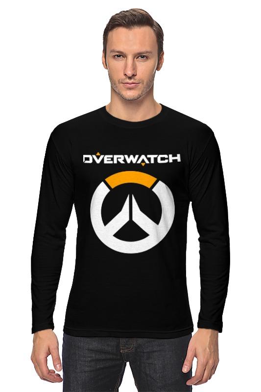 Лонгслив Printio Overwatch