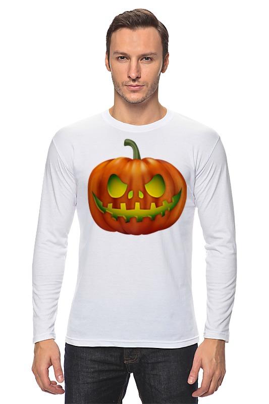 Лонгслив Printio Pumpkin