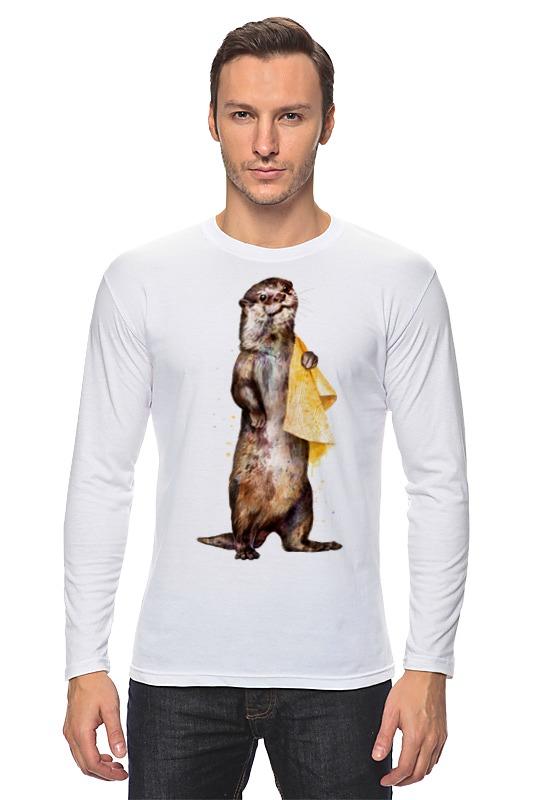 Лонгслив Printio Хорёк футболка классическая printio хорёк